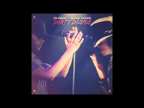 The Weeknd & Michael Jackson - Dirty Diana (A JAYBeatz Mashup)