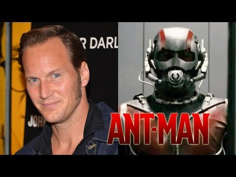 ANTMAN Movie Adding Patrick Wilson
