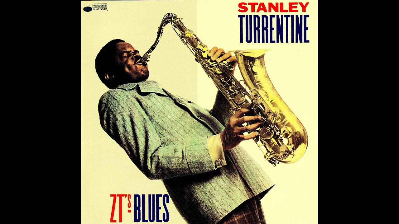 Stanley Turrentine The Look Of Love