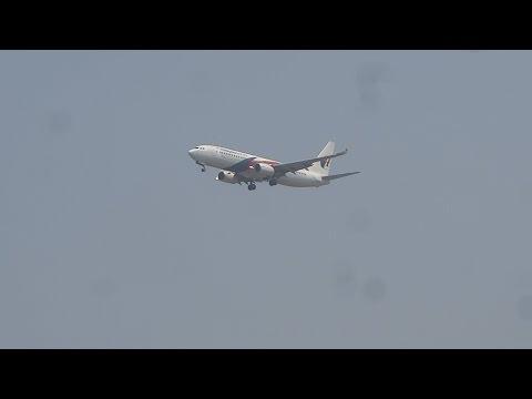 Stunning Malaysia Airlines MH174 : BOEING 737 (Kuala Lumpur - Mumbai) : AVIATION IN MUMBAI