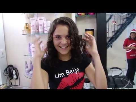 ESCOVA DE EFEITO LISO  HAIR BOTOX VINTAGE GIRLS LOLA COSMETICS