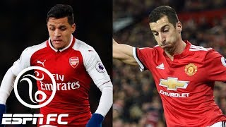 Will Arsenal and Manchester United swap Alexis Sanchez for Henrikh Mkhitaryan?   ESPN FC