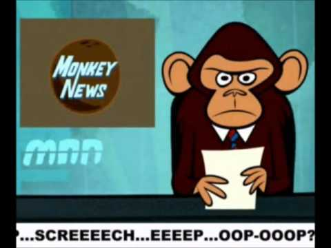 Karl Pilkington's Monkey News - XFM (Part 1)