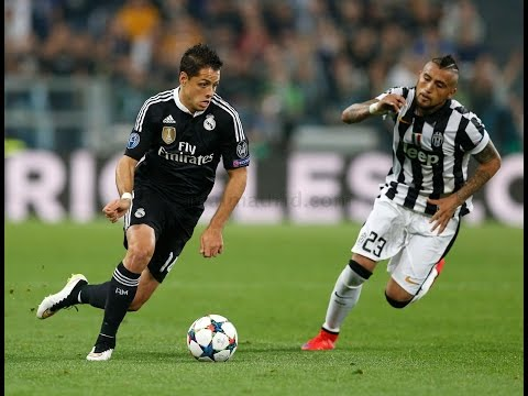 2015/05/05 Juventus vs Real Madrid 2:1 - Chicharito14.mx