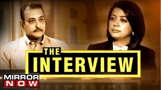 Indian national cricket team's head coach Ravi Shastri in an Exclusive interview with Faye D'Souza