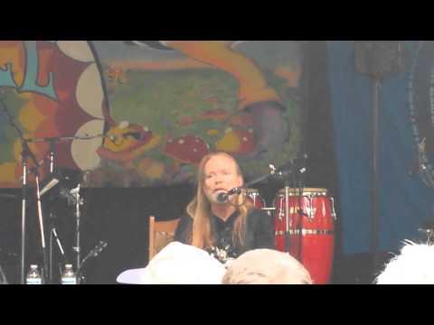 Galadrielle Allman, Gregg Allman & Butch Trucks at Wanee 2014