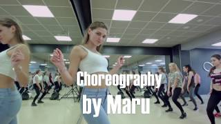 "Bruck up - ""CRY""  Choreography by MARU"