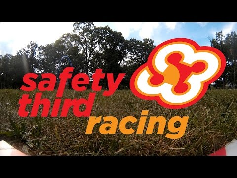 SafetyThird Racing - Best FPV Drone Laps at Livingston - Aug 23 2015