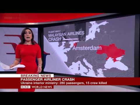 *HD* BBC World News Today: Flight MH17 - 17th July 2014