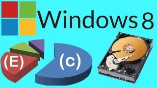 Instalar windows 8 | Nueva Particion | Arranque Dual