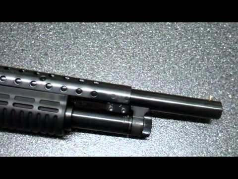 Mossberg 500 12 gauge Tactical with Kicklite Stock