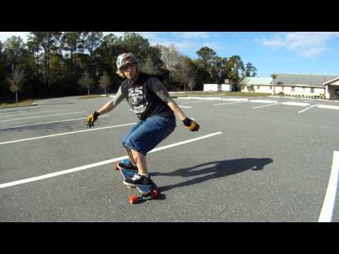 Watts' Trick Tips- Toe Side Slide Shove It - How To