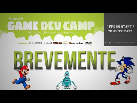 Microsoft Game Dev Camp TEASER | Brevemente ...