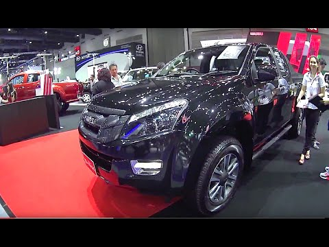 New Isuzu D-Max. Isuzu Hi Lander 2015. 2016. 2017 Video review new model