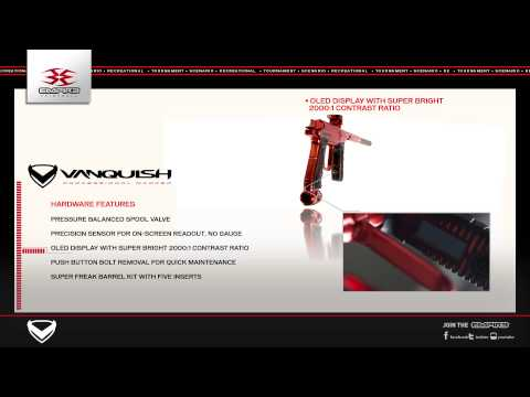 Vanquish product video
