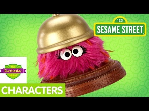Furchester Hotel: Meet Isabel: She is a Bell.