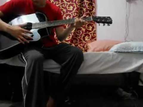 raaz3-deewana kar raha hai-guitar cover........