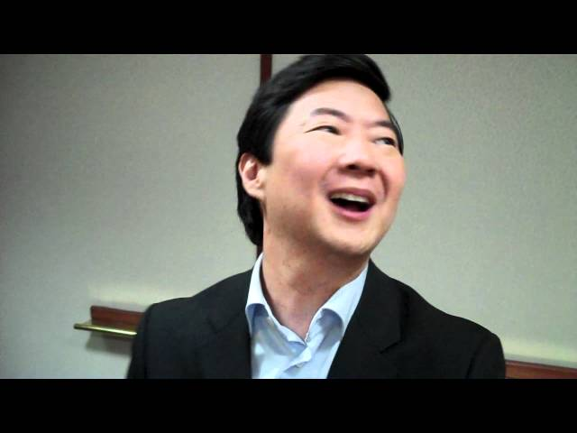 Ken Jeong talks to the HFPA.
