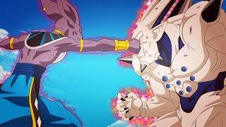 Dragon Ball Z: What If Battle - Beerus Vs Omega Shenron