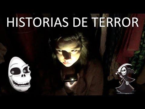 Historias de terror / Halloween /Día de muertos