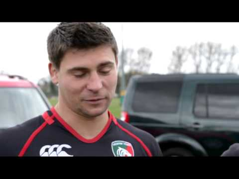 Leicester Tigers Quartet React To Their British & Irish Lions Selection