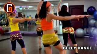Golden gym fitness club - Belly dance