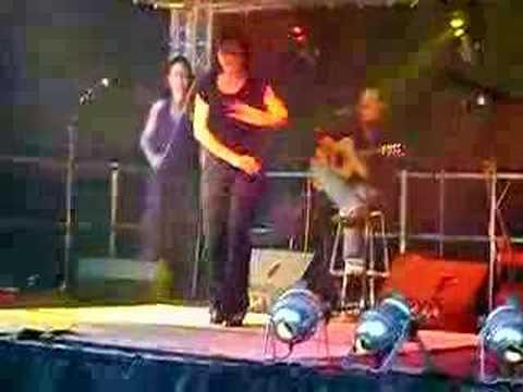 Sabrina Romero at Gypsy Arts Festival, Stowmarket, July 07
