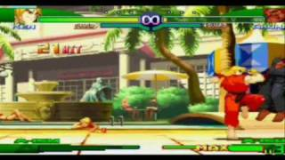 Street Fighter Alpha 3 Combos