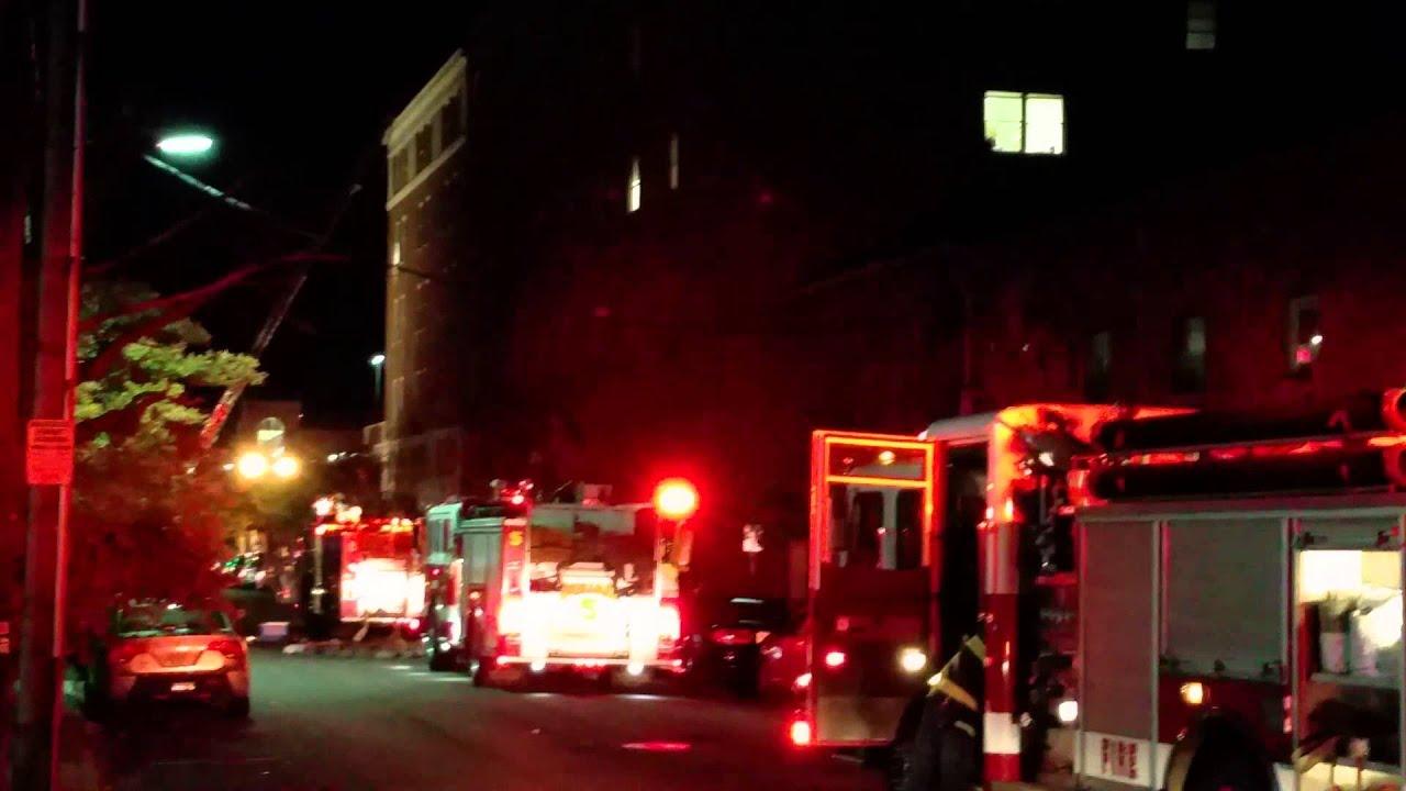 bayonne nj 4th alarm hospital fire 10 24 14 youtube. Black Bedroom Furniture Sets. Home Design Ideas