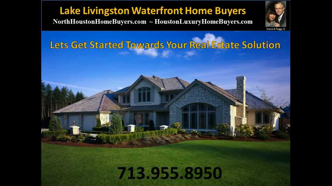 lake livingston waterfront homes lakefront homes homes for sale
