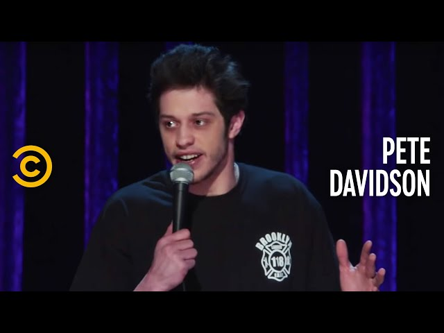 Flying the Worst Budget Airline - Pete Davidson thumbnail