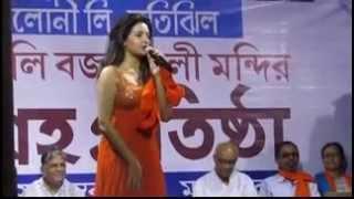 Actress Subhasree Graces Hanuman Mandir Inauguration