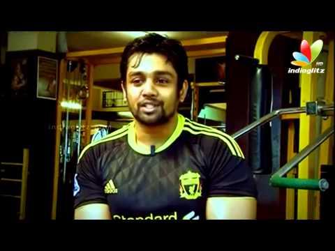 Promo Work Out With Bahaddur   Dhruva Sarja, Radhika Pandit   Latest Kannada Movie video