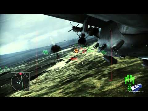 Ace Combat: Assault Horizon - GameTrailers Review