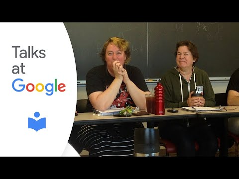 Authors@Google: Kelly Link and Karen Joy Fowler