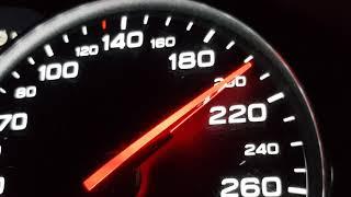 Audi A6 C7 245 ps chip 290 ps acceleration