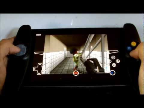 Google Nexus 7 Gaming Joypad Joystick Mod - n7guPad