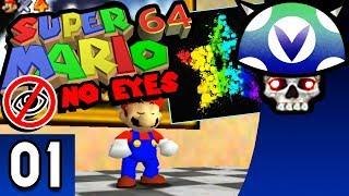 [Vinesauce] Joel & Simpleflips - No-Eyes Super Mario 64 ( Part 1 )
