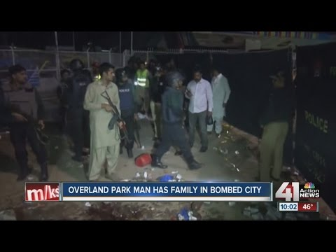 Overland Park man had family in the Pakistan city that was bombed Easter Sunday