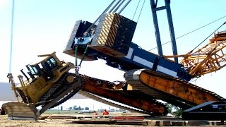 Heavy Equipment Accidents Compilation 2016