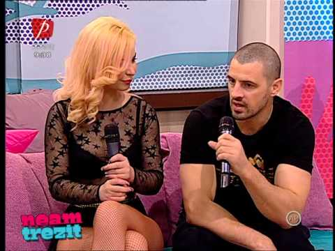 Pavel Stratan si Alessia cu