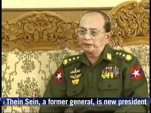 Than Shwe retires as Myanmar military chief