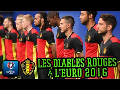 EURO 2016 : Le film de la BELGIQUE ! All Goals / Buts - Belgium Red Devils France [FR]