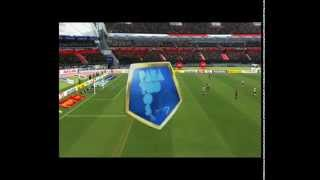 FIFA 14  River Plate Vs Boca Juniors (Estadio Monumental)