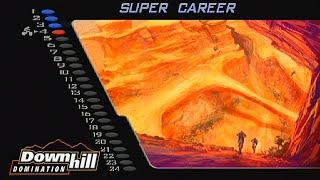 Downhill Domination - Super Career Playthrough