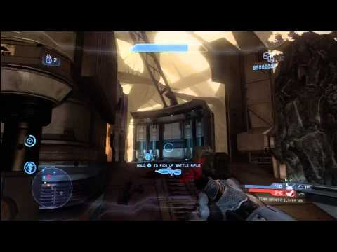 Halo 4 Tips and Tricks for Multiplayer Matchmaking Infinity Slayer Gameplay Commentary
