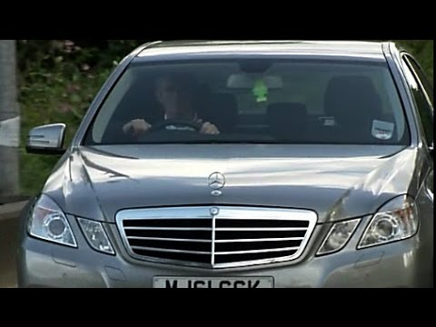 Edwin Van Der Sar Ajax Board Member Seen Leaving Carrington Daley Blind?
