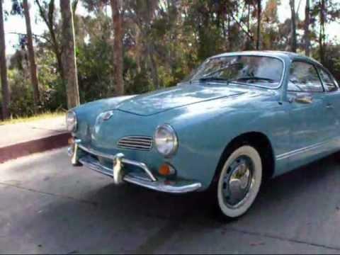 1969 Karmann Ghia Coupe Quot Nut And Bolt Restoration