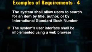 CS708 Software Requirements Engineering
