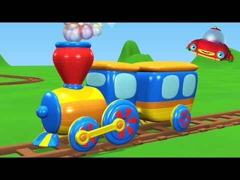 TuTiTu поезд